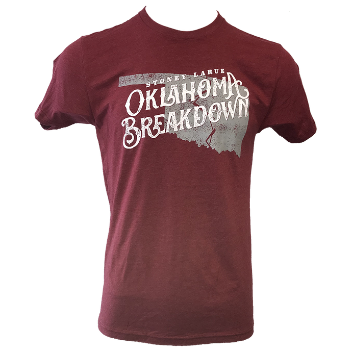 Oklahoma Breakdown T-Shirt