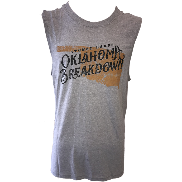 Oklahoma Breakdown Sleeveless T-Shirt