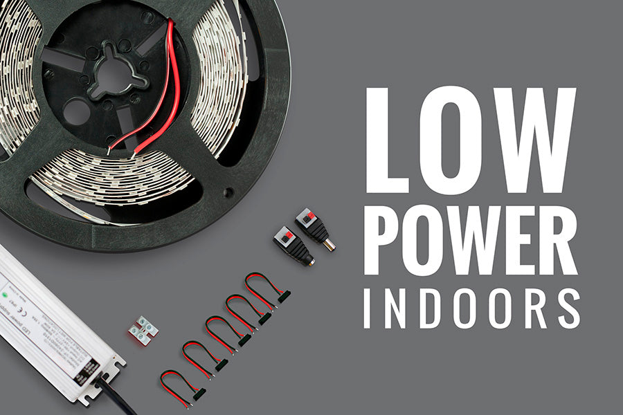 Kit de iluminación LED decorativo Low Power para interiores