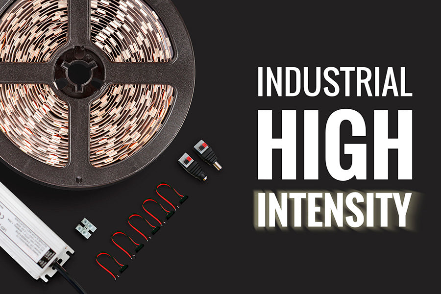 Kit de iluminación LED Industrial para interiores