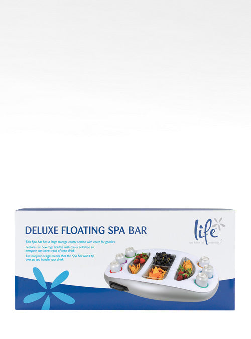 Deluxe Inflatable Spa Bar