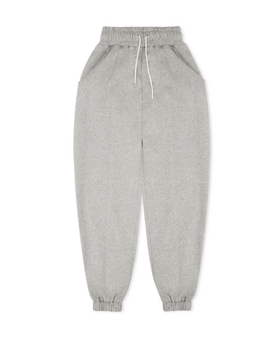 gray sweatpants (front)
