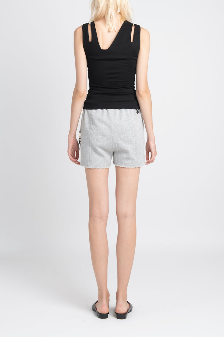 ESSENTIAL SWEAT SHORTS - VHNY