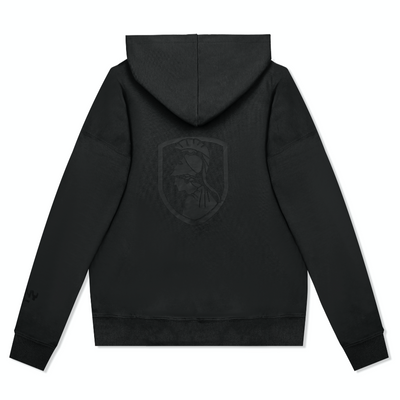 UNISEX OVERSIZED HOODIE - BLACK - VHNY - BLACK FRIDAY