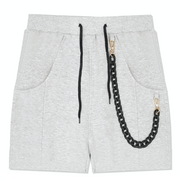 ESSENTIAL SWEAT SHORTS - VHNY - BLACK FRIDAY