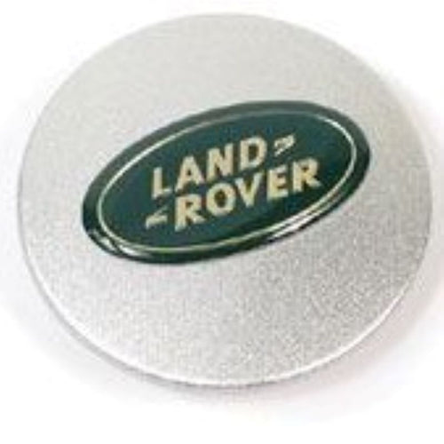 Wheel Cap Silver Green L001