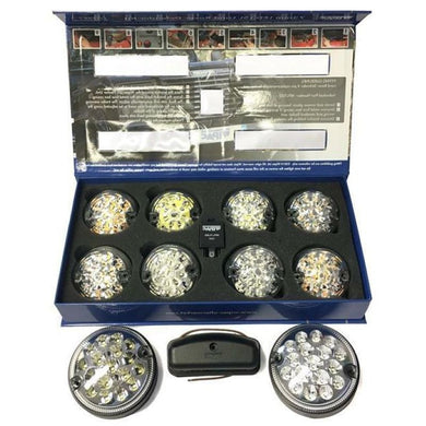 LED Kit Clear Lens Deluxe Defender DA1291