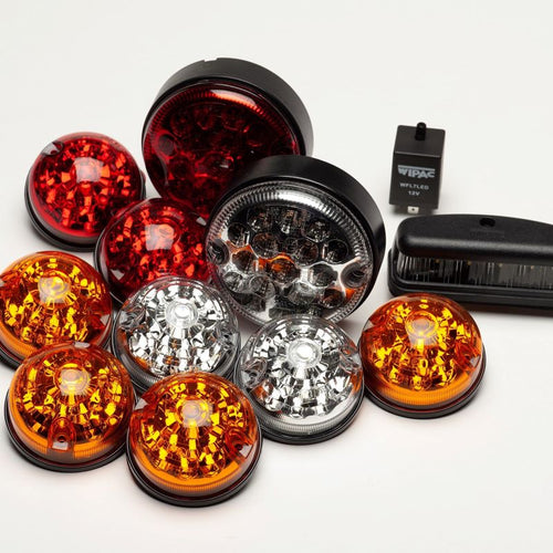 LED Kit Colour Lens Deluxe Defender DA1292