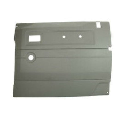 Door Panel RH Front Grey Def DA2490 TF2490