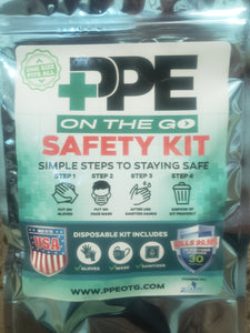 PPE on the go kit