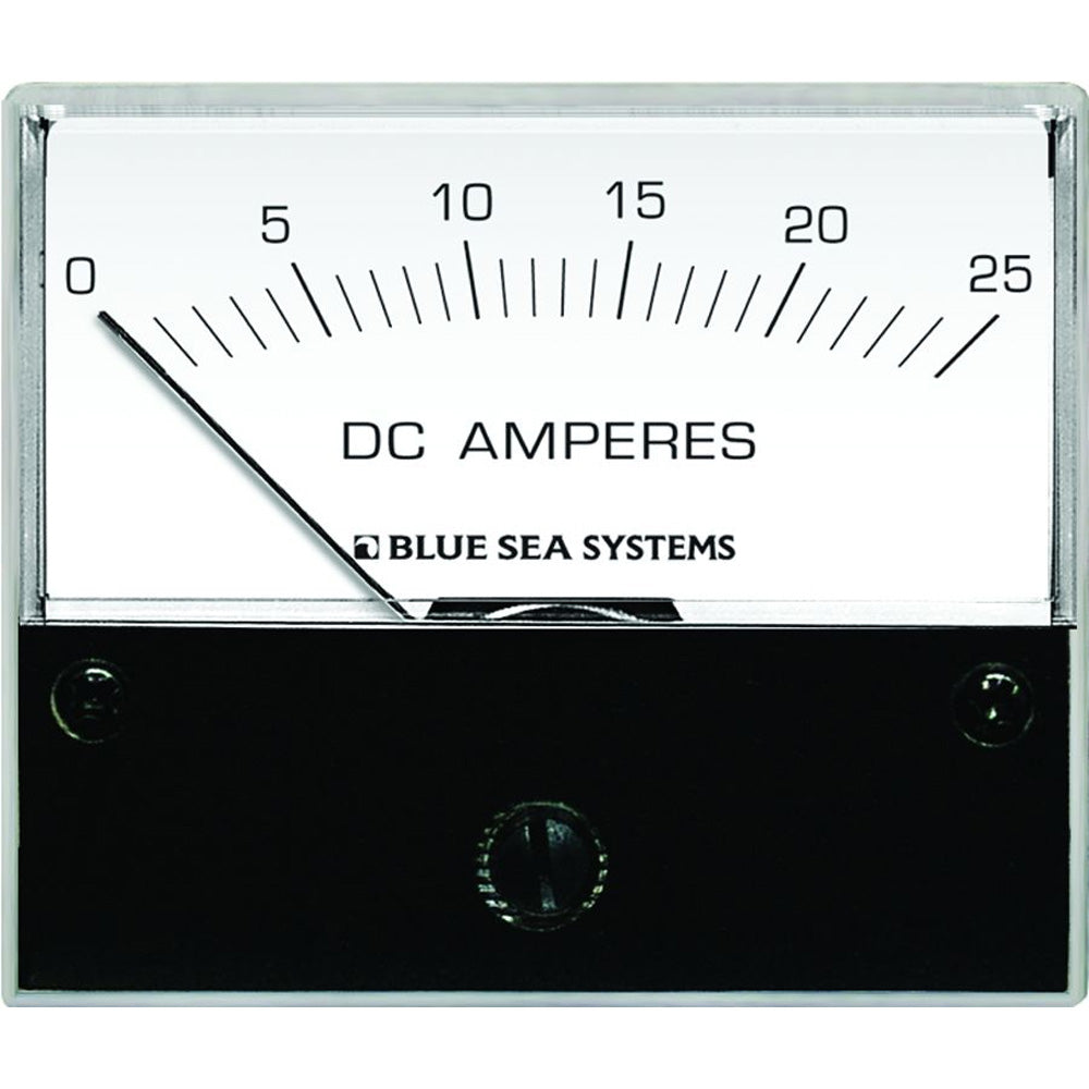 Blue Sea 8005 DC Analog Ammeter - 2-3/4