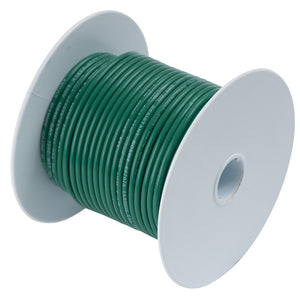 Ancor Green 12 AWG Primary Wire - 100' [106310]