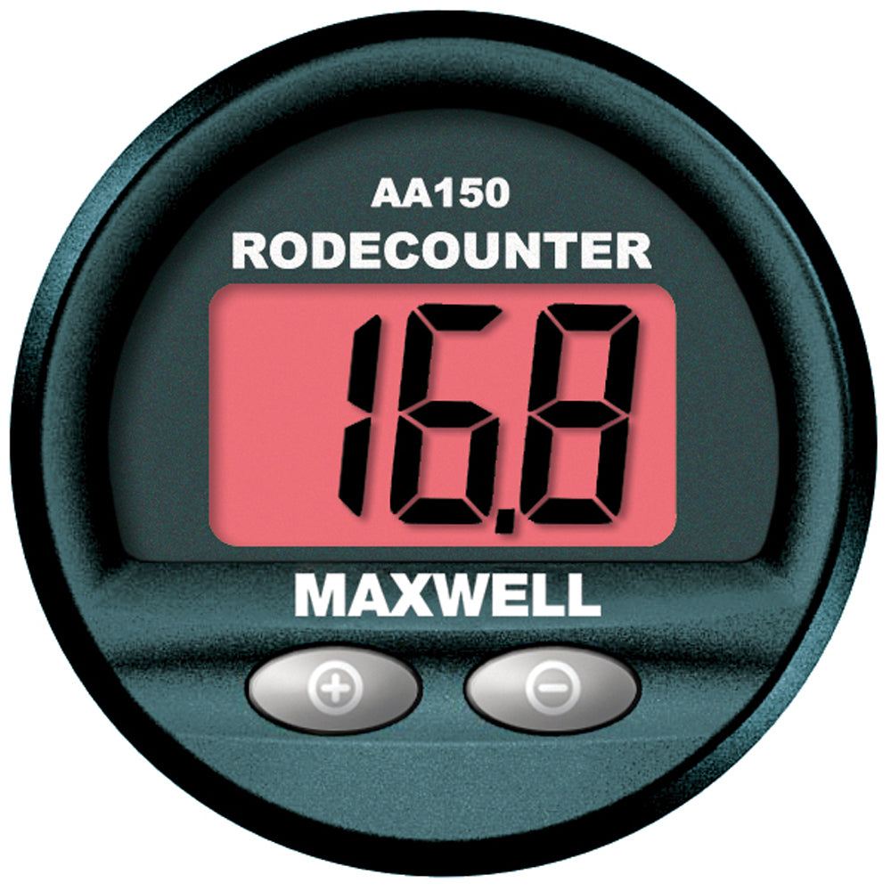 Maxwell AA150 Chain & Rope Counter [P102939]