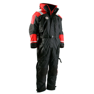 First Watch Anti-Exposure Suit - Black/Red - Medium [AS-1100-RB-M]