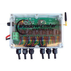 Shadow-Caster Power Distribution Plus Box - Shadow-Net Enabled [SCM-PD-PLUS]