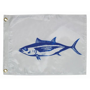"Taylor Made 12"" x 18"" Tuna Flag [3118]"