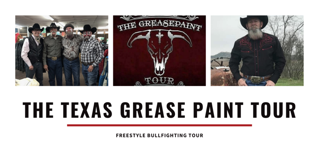 THE TEXAS GREASEPAINT TOUR