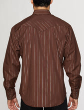 Load image into Gallery viewer, Men's Long Sleeves with Snap Buttons