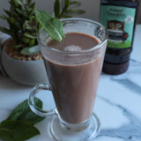 CHOC SHOT Mint for hot choc & drizzling, 6 x 320g