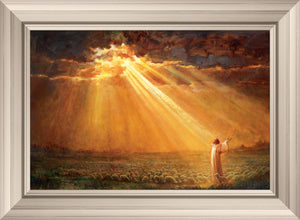 Rejoice in His Light by Yongsung Kim