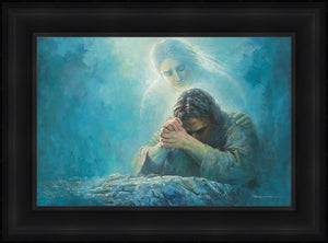 Gethsemane Prayer by Yongsung Kim