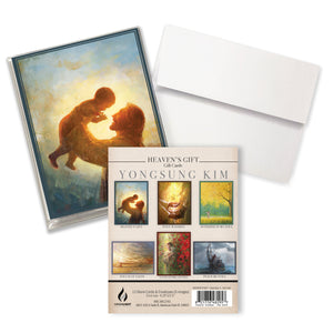 Heaven's Gift Gift Card Set 3 by Yongsung Kim