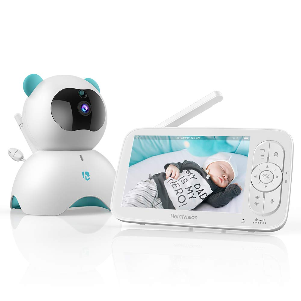 HM136 Video Baby Monitor, 5