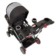 Load image into Gallery viewer, Sit N Stand Ultra Tandem Stroller, Phantom
