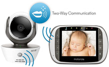 Load image into Gallery viewer, MBP853CONNECT-2 Dual Mode Baby Monitor with 2 Cameras and 3.5-Inch LCD Parent Monitor and Wi-Fi Internet Viewing