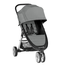 Load image into Gallery viewer, City Mini 2 Stroller - 2019 | Compact, Lightweight Stroller | Quick Fold Baby Stroller, Jet