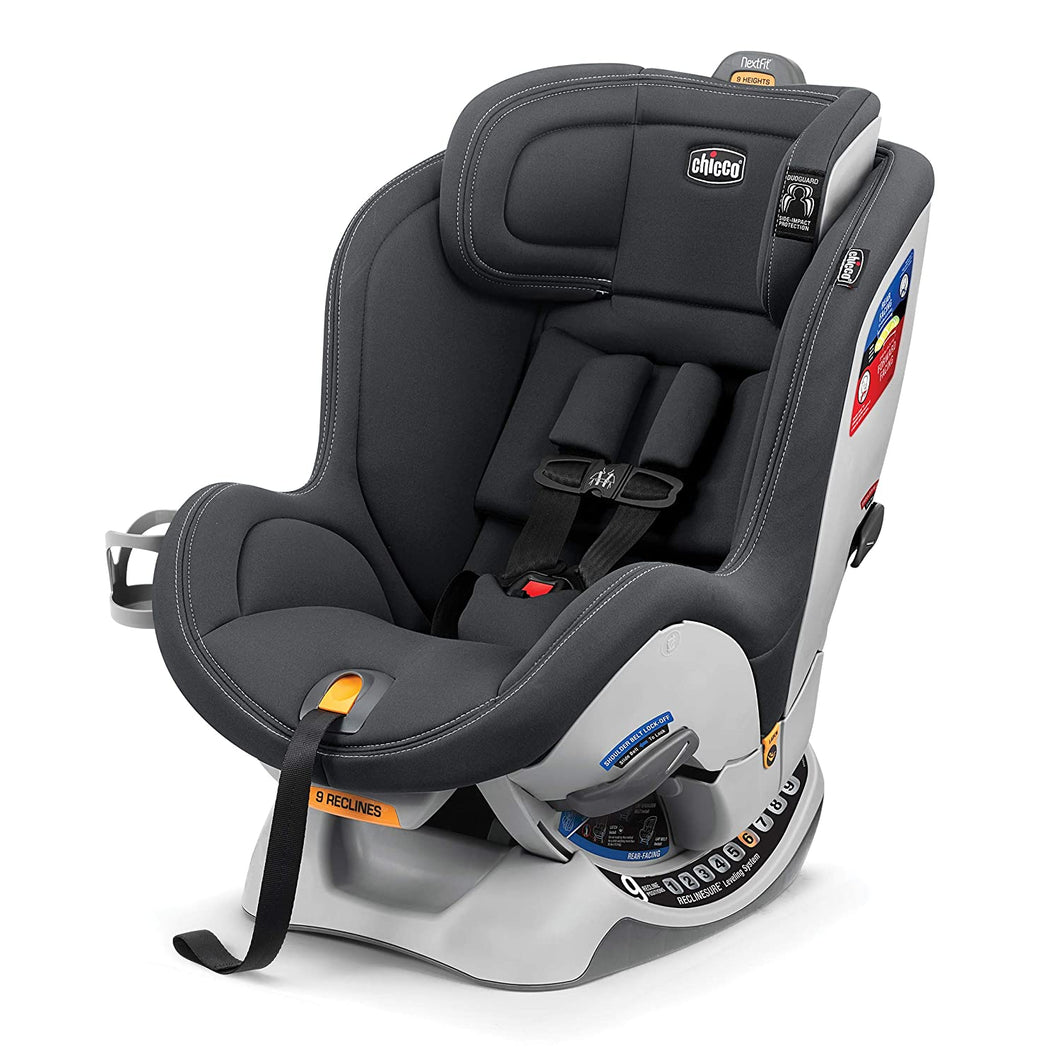 NextFit Zip Convertible Car Seat - Carbon