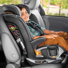 Load image into Gallery viewer, MyFit Zip Air 2-in-1 Harness + Booster Car Seat for Toddlers and Big Kids, 5-Point Harness, Belt-Positioning Booster, Zip-and-Wash Fabrics, 3D AirMesh for Breathability, Q Collection