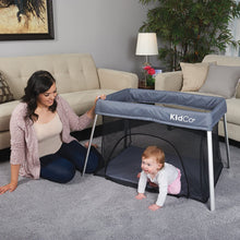 Load image into Gallery viewer, TR3011 TravelPod Plus Portable Playyard Gray
