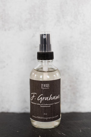 J. Graham Linen and Room Spray