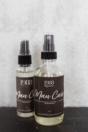 Man Cave Linen and Room Spray