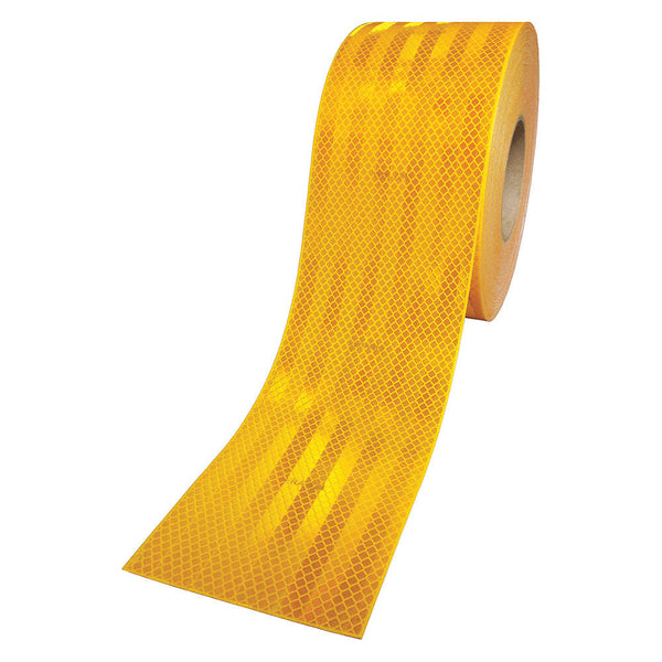3M High Intensity Prismatic Grade Conspicuity Reflective Tape ECE compliant Yellow