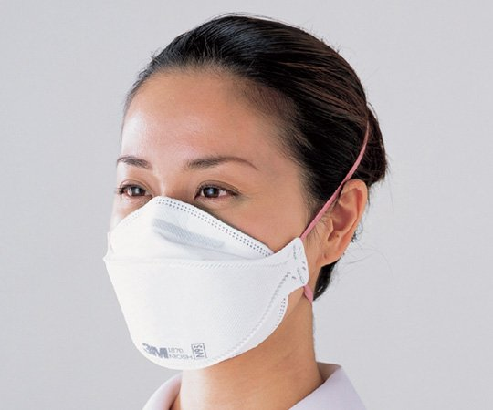 3M 1870 N95 Respirator PM2.5 Protection and Surgical Mask