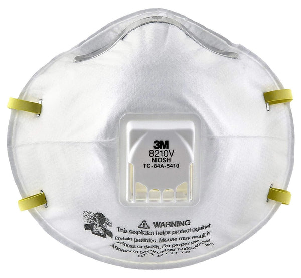 3M 8210V 2.5PM , Anti Pollution Protective Mask