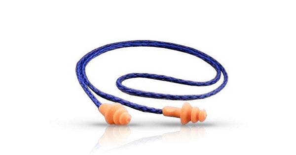 3M 1270 Corded Reusable Noise Reduction Earplug