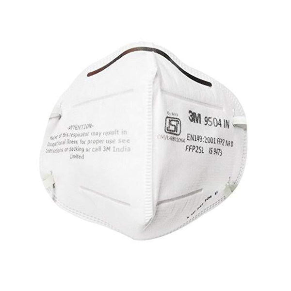 3M 9504 IN N95 equivalent  Dust PM2.5 Anti Pollution Mask Respirator FFP2