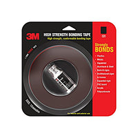 3M Hi Strength Bond Tape (12 mm x 5 m 1 Roll + Primer)
