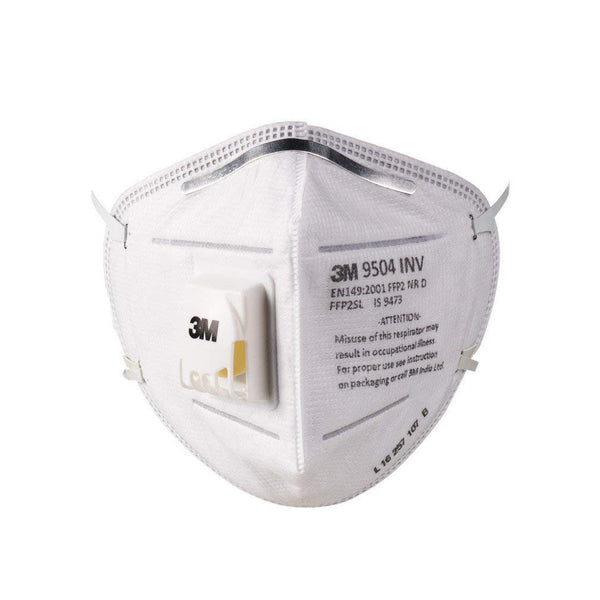 3M 9504 INV FFP2 N95 Equivalent Dust Pollution Mask
