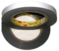3M 4611 Double-Sided, Pressure-Sensitive, Closed-Cell Tape 10 mm X 5 Metre