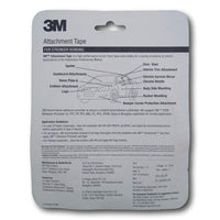 3M Attachment Tape (Double-Sided)  12 mm X 10 m