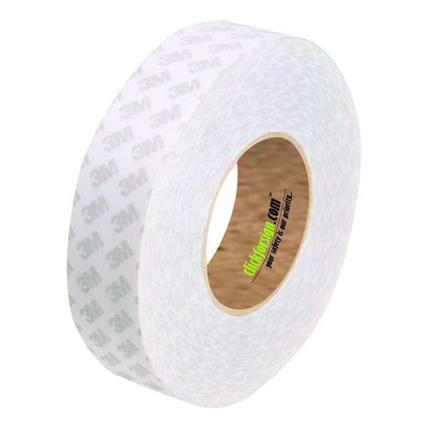 3M 91091 Double Sided Self Adhesive, High Bonding, High Performance Tissue Tape
