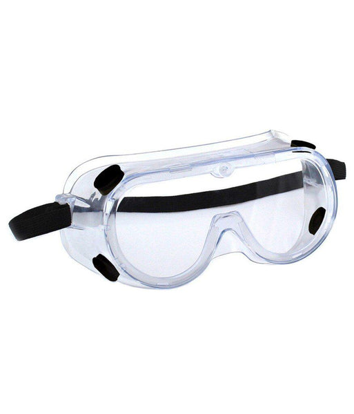 Polycarbonate eyewear protective safety goggles (pack of 5)