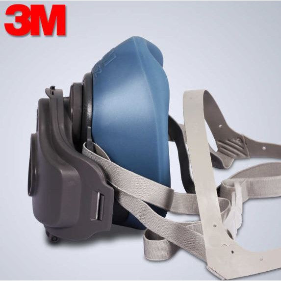 3M™ Half Facepiece Respirator HF-52 combo with 1700 filter Holder and 1744C filters
