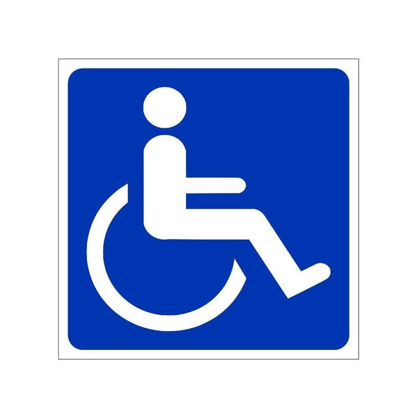 Handicapped Disabled Sign board