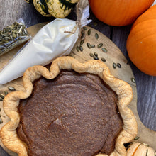 "Load image into Gallery viewer, 10"" Pumpkin Pie"