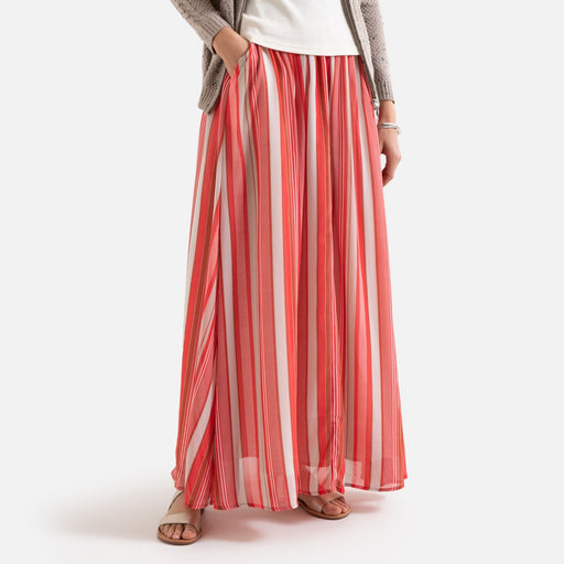 Striped Drapi Maxi krilo